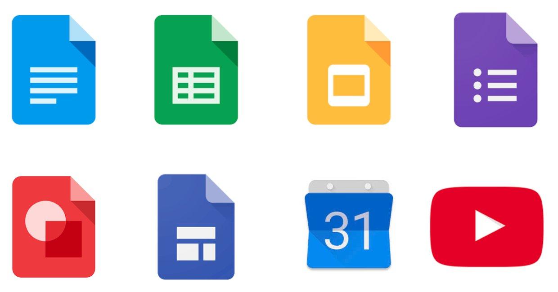 clone of google docs google sheets google slides