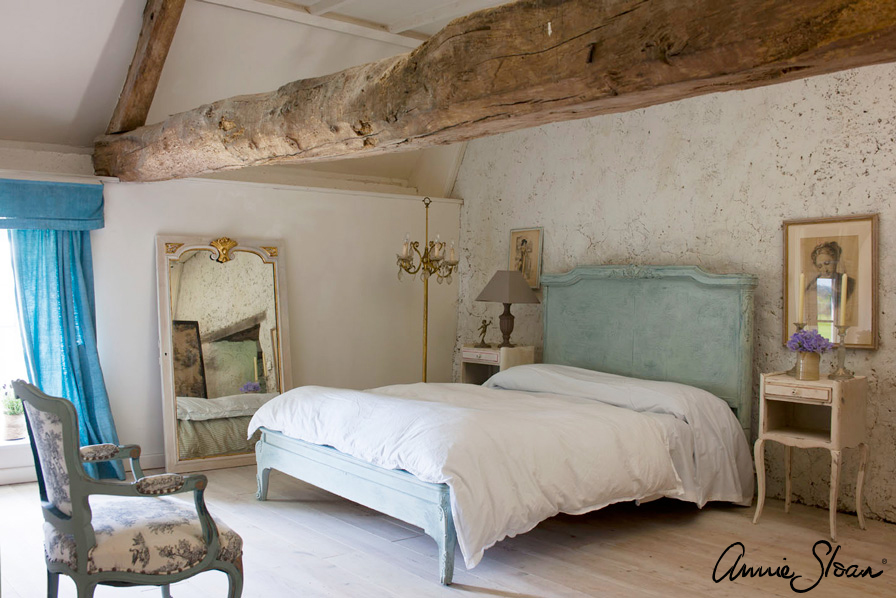 Inspiration French Bedroom Annie Sloan