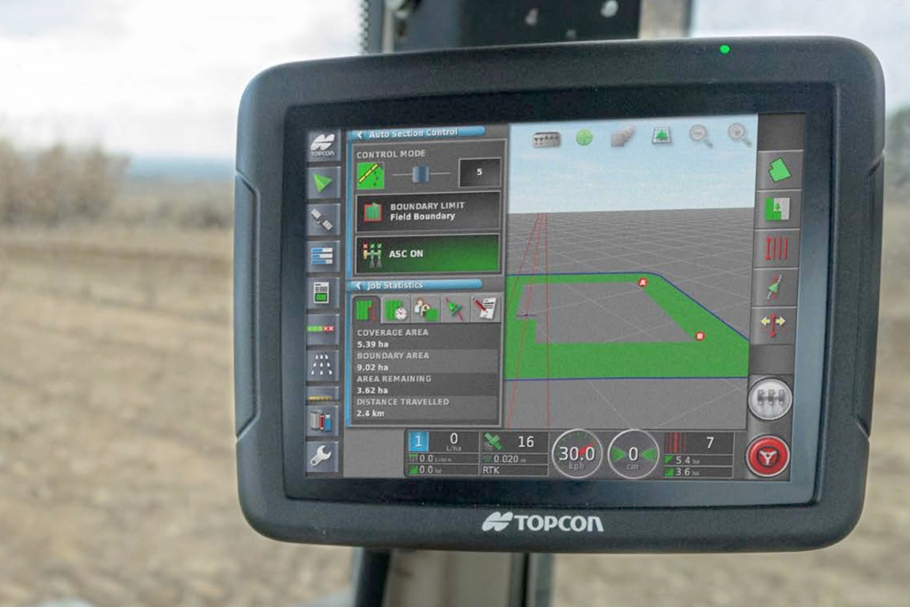 A guide to autosteer guidance system setup - FutureFarming