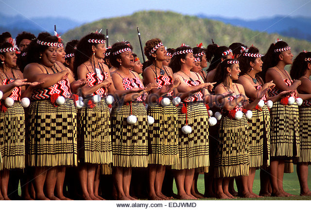 Maori Natives: The Maori People Are Thought To Be The Indigenous People