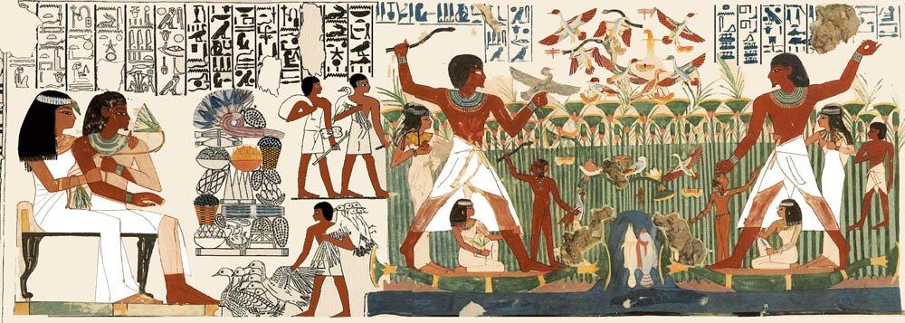 Figuration dans l'art égyptien