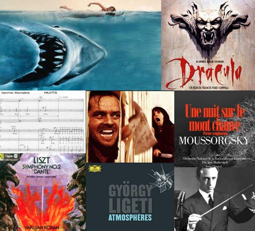 Comment & par quels moyens provoquer la peur en musique ?