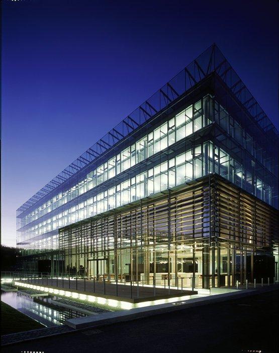In Bildern: Das Hugo Boss Headquarter in Metzingen