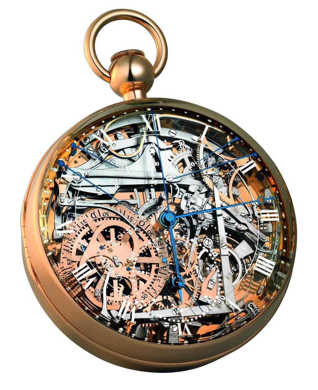 Kello oli rikkaiden statussymboli  0bf10b1a16