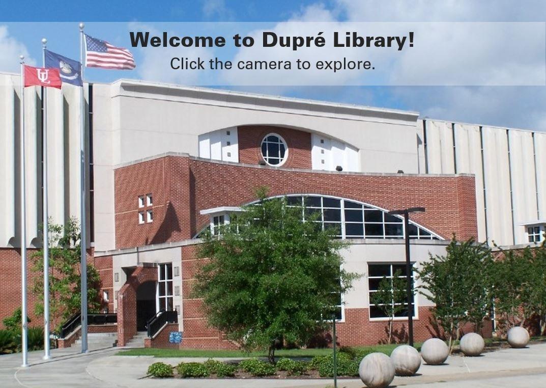 Dupré Library Tour