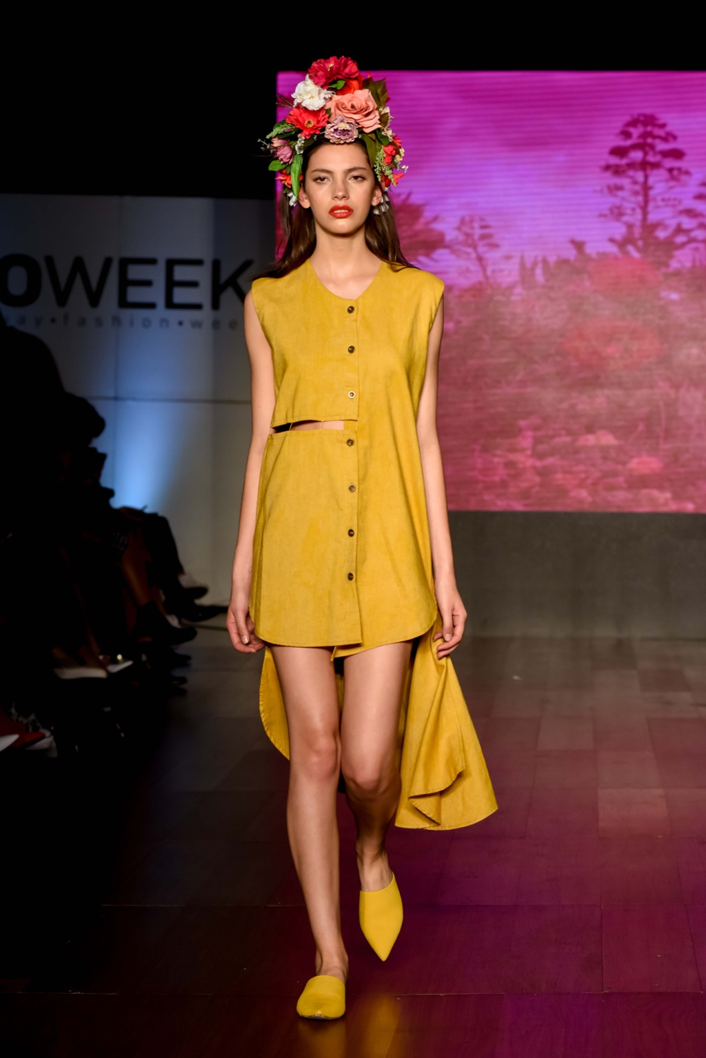 En imágenes: Las propuestas de la moda uruguaya de MOWEEK (Parte 2)