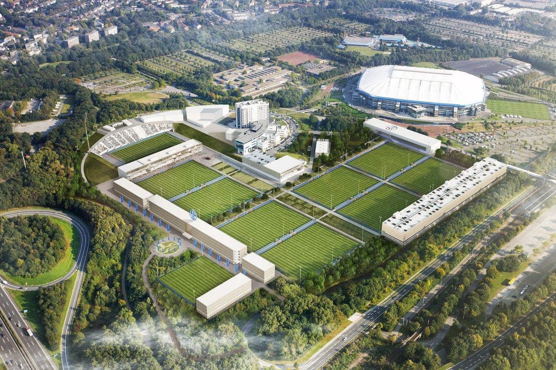 So bastelt Schalke an der Zukunft