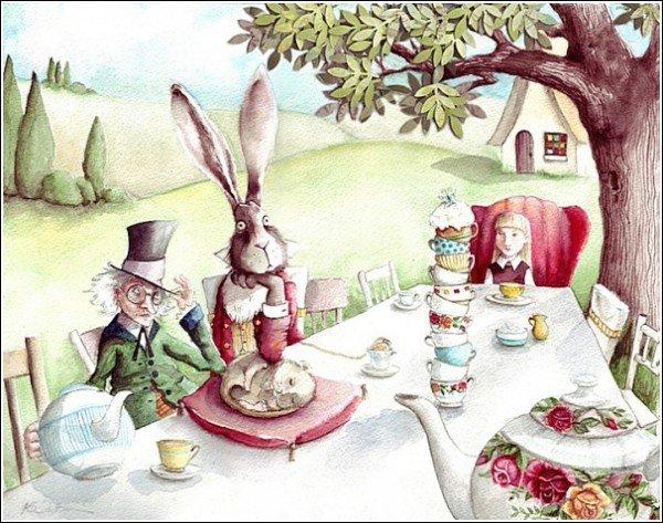 Льюис Кэрролл — Википедия , Советские мультфильмы: Алиса ...