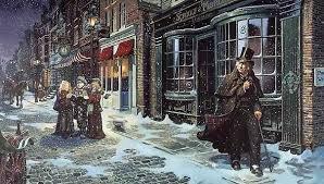 Чарлз Діккенс — Вікіпедія , Рождественская песнь в прозе ...