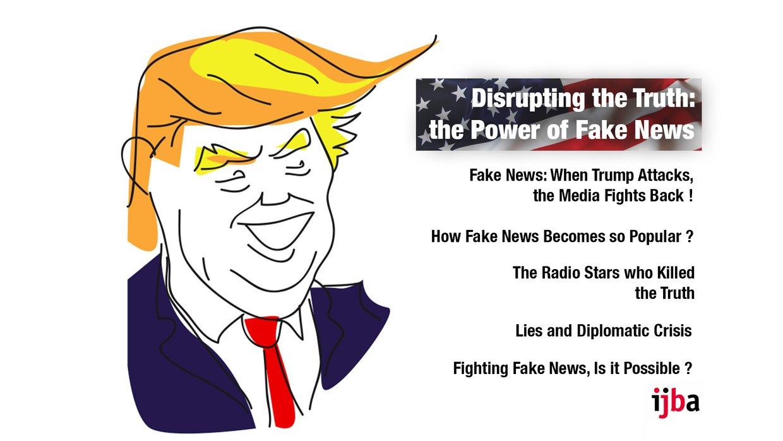 "[1] ""Fake news"" : when Trump attacks, the media fights ba..."