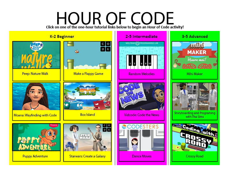 Peep: Nature Walk | Hour of Code | Tynker Follow Peep as ...