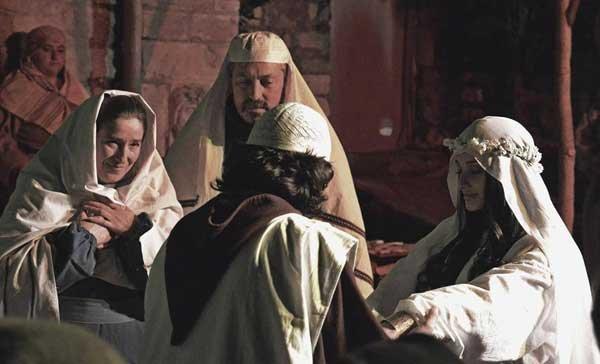 PRESEPE VIVENTE DI GANGI. ( living nativityscene of gangi...