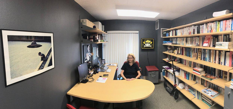 Office Hours with Professor Ulrike Schaede