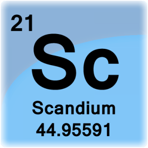 Image gallery scandium symbol - Tungsten symbol periodic table ...