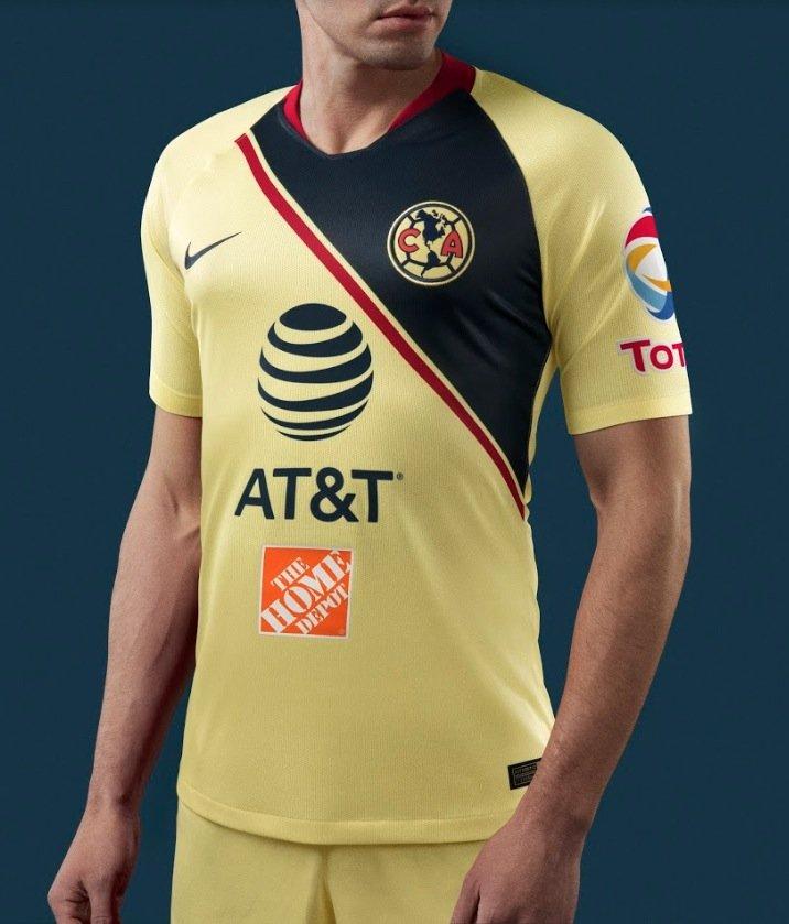 259703aa6f747 El nuevo uniforme de Nike para el Club América refleja los valores de lo  que significa hacer equipo para alcanzar la grandeza