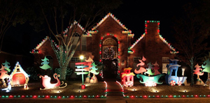 deerfield this plano neighborhood - Deerfield Plano Christmas Lights