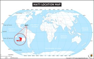 Haiti 2010 thinglink this is the world map with haiti marked np nd web gumiabroncs Images